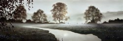 A Place to Dream by John Waterhouse - Limited Edition on Paper sized 45x15 inches. Available from Whitewall Galleries
